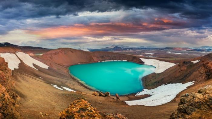 Iceland Lake Myvatn Akureyri Military and Veteran Discounts on all Northern Europe Cruises