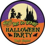 Mickey's Not So Scary Halloween Party Military Prices- Copyright Disney