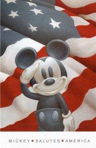Military Thank You Card at Disney's Magic Kingdom