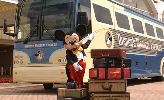 Disney World's Magical Express Review