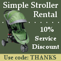 Disney Stroller Military Discount