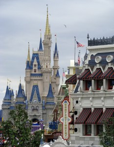 Multiple Disney Military Salute Uses