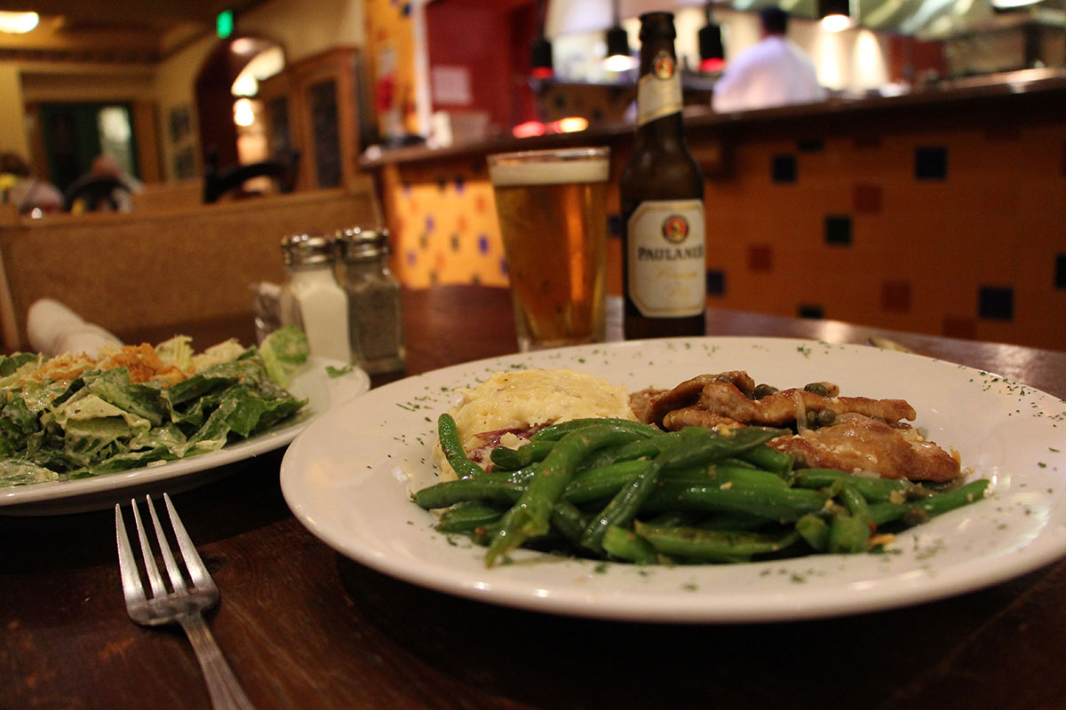 Dining Options At Shades Of Green Disney World S Military