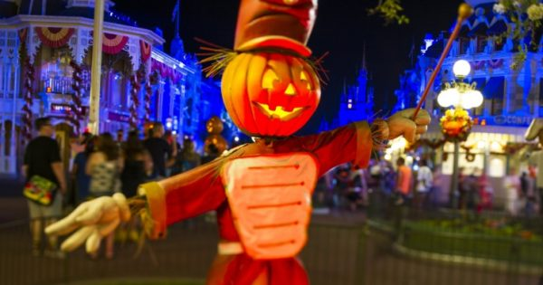 Military Discount Prices On Mickey's Not So Scary ...
