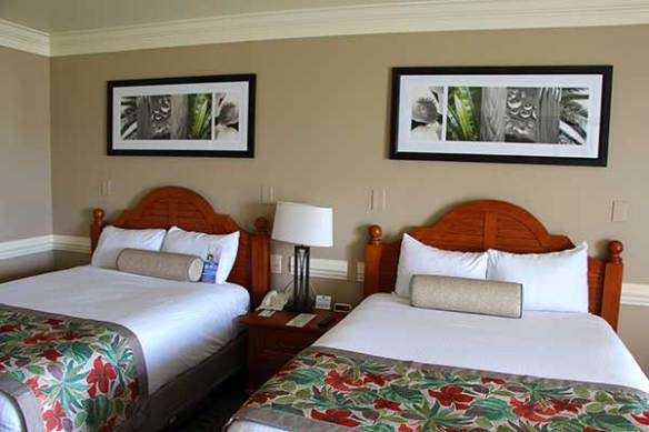 Remodeled Palm Wing Rooms At Shades Of Green Military