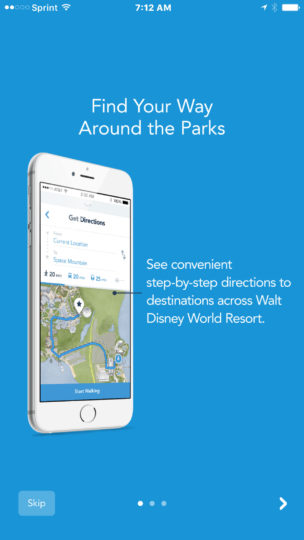 Directions-On-My-Disney-Experience