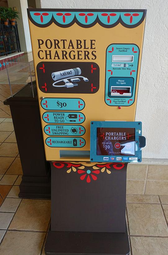 FuelRod Station at Disney's Coronado Springs Resort
