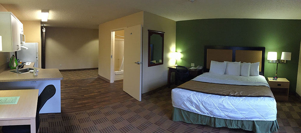 Extended Stay America Review Staying Near Disneyland