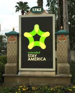Extended Stay America Review - Staying near Disneyland with a Military Discount
