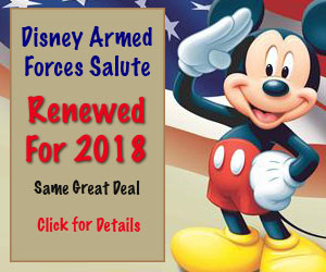 2018 Disney Armed Forces Salute