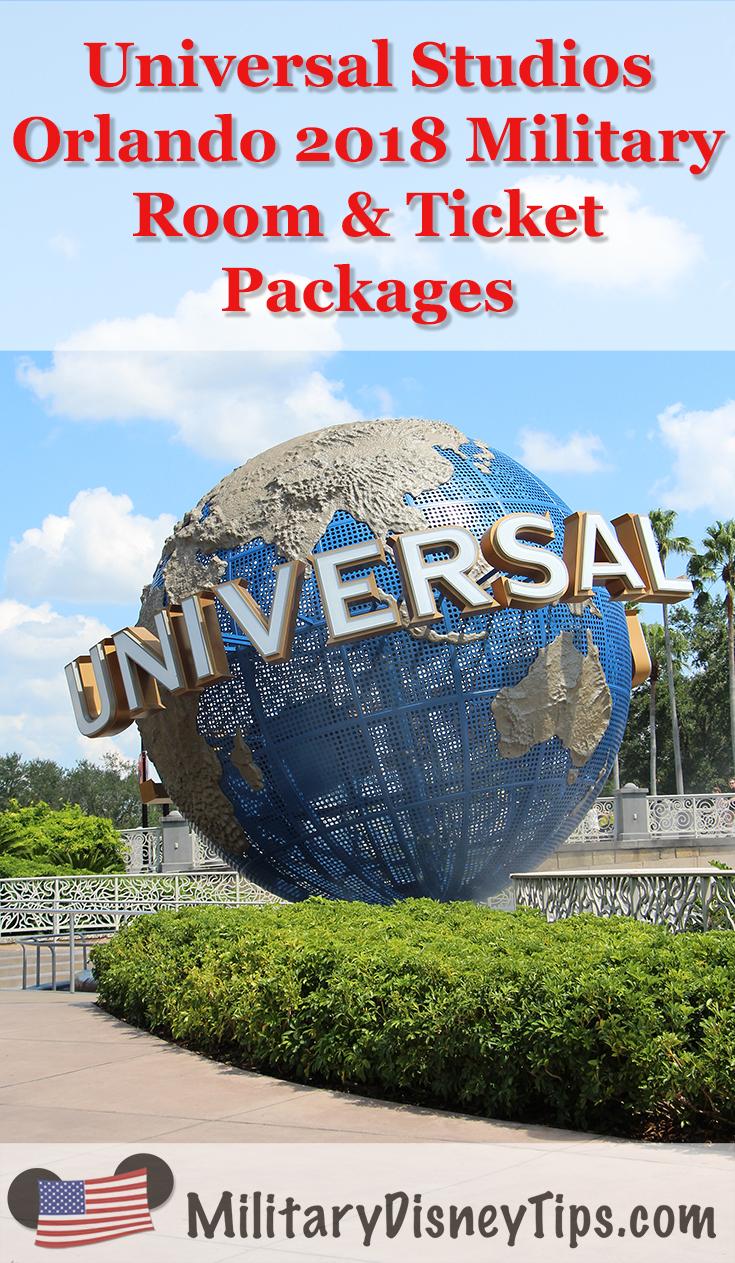 Deals orlando universal studios