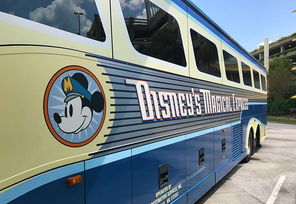 Disney Magical Express On Site Benefit