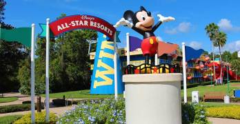 Split Stays at Walt Disney World Resorts and Shades of Green
