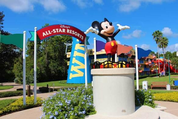 Walt Disney World Split Stays