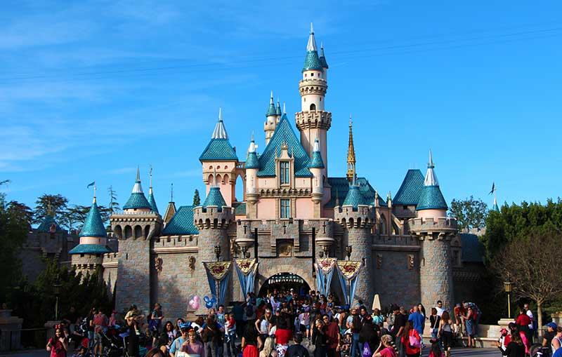 Disneyland Tips and Tricks Sleeping Beauty Castle