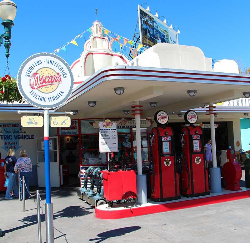 Military Discounts On Stroller Rentals at Walt Disney World