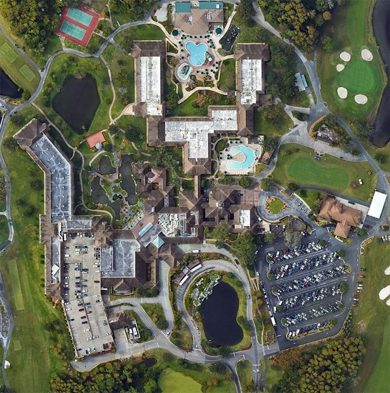 The History of the Shades of Green Resort at Walt Disney World