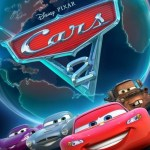 Attending an advanced screening of Cars 2… #Cars2