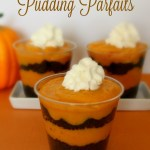 Pumpkin Spice Pudding Parfaits