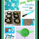 Star Wars Crafts, Snacks, and Activities