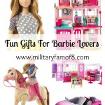 Gift Guide for Barbie Lovers