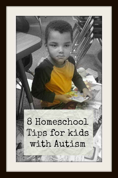 Homeschooling Kids with Autism