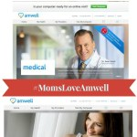 The support a Mother needs: Amwell Lactation Services #MomsLoveAmwell