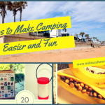20 Tips and Recipes to Make Camping Easier and Fun Find out how to make delicious banana boats and use a homemade lantern all in the same post! This list will make sure your camping trips are never the same!