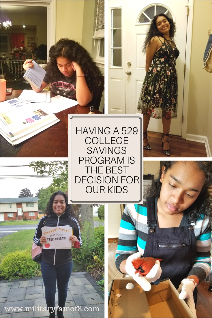 Having a 529 College Savings Program is the Best Decision for our Kids