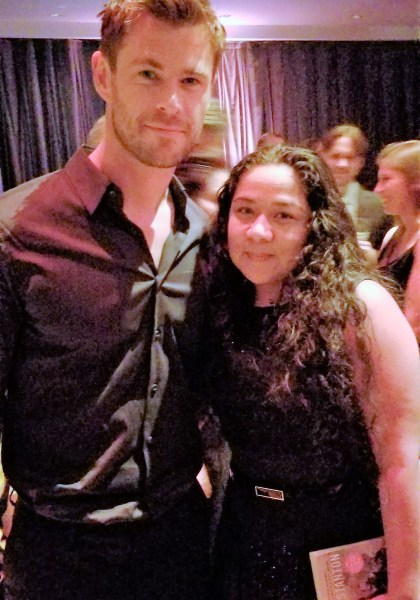 12 Strong- My Story of Meeting the 12 Horsemen and Attending the World Premier- Actor Chris Hemsworth