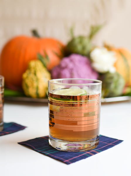 Best Pumpkin Moscow Mule Ultimate List of Holiday Cocktail & Mocktail Recipes