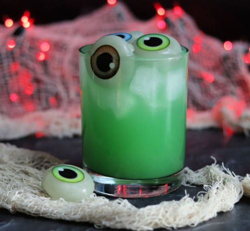 Green Witches Brew Cocktail The Spookiest Halloween Drink Recipes Ever!