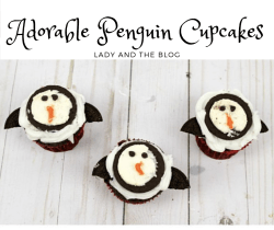 Recipe: How to Make Cute Penguin Cupcakes