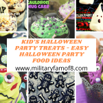 Kid's Halloween Party Treats - Easy Halloween Party Food Ideas Fun kid friendly Halloween recipes for parties, lunchboxes and kids who just love to be scared! Let our ideas help make your next Halloween party a success! Save time with these easy to make treats that are sure to please everyone