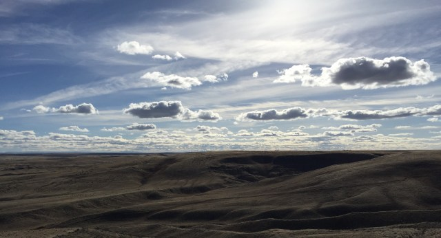 Sabbatical Travel: Southern Idaho - Fossil Beds National Monument