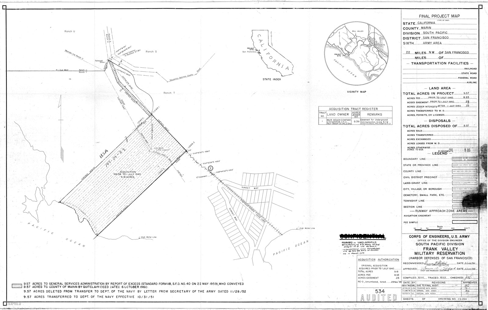 Frank Valley Military Reservation