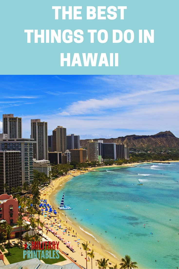 The Best Things to Do in Hawaii