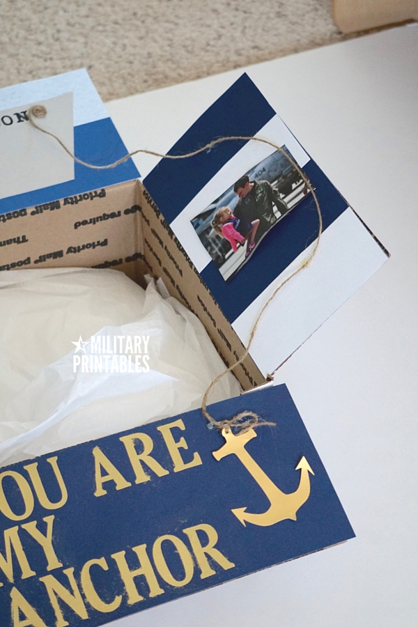 you are my anchor care package 1