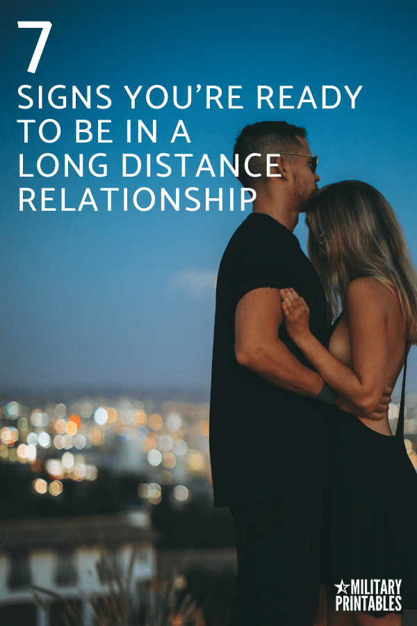 7 Signs You're Ready To Be In A Long Distance Relationship #ldr #longdistancerelationship #relationships #ldradvice