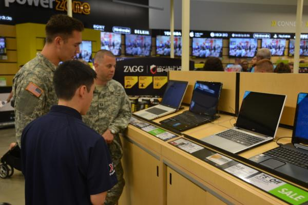 Military discounts computers electronics