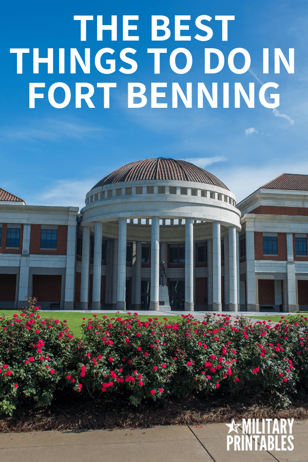 The Best Things To Do In Fort Benning, Georgia #military #militaryfamily #pcs #georgia