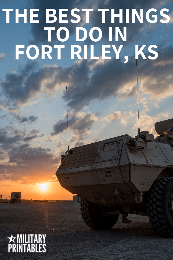 The Best Things To Do In Fort Riley, Kansas #army #military #armylife #pcs #fortriley