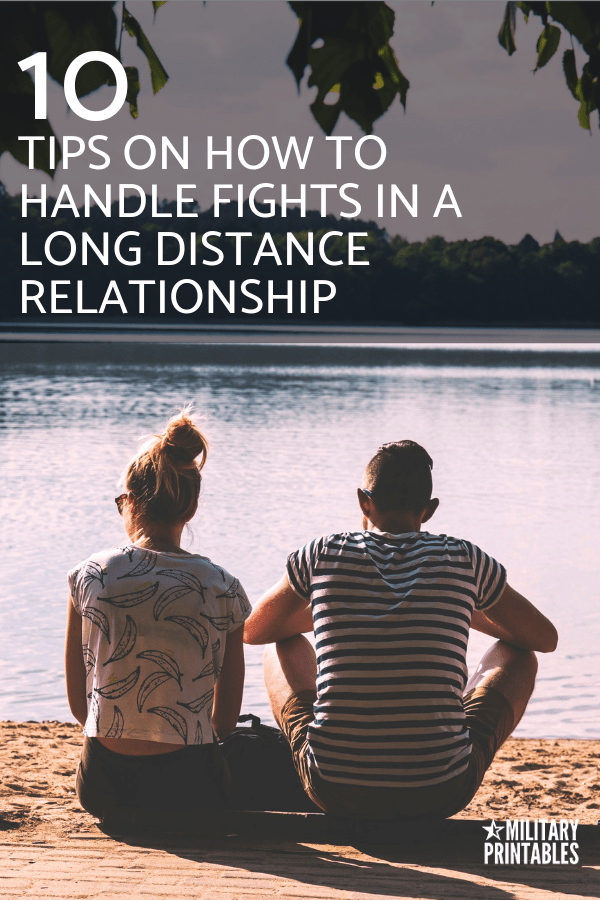 10 Tips On How To Handle Arguments In A Long Distance Relationship, Deal with fights in a LDR, #longdistancerelationship #ldr #longdistance #longdistancelove