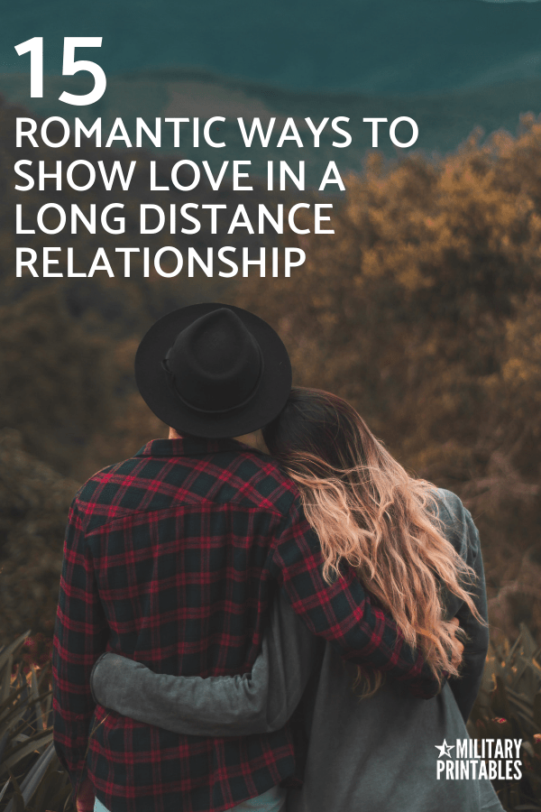 15 Romantic Ways To Show Love In A Long Distance Relationship, LDR Tips and Advice #ldr #longdistance #longdistancelove #longdistancerelationship