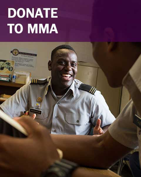 Donate to MMA