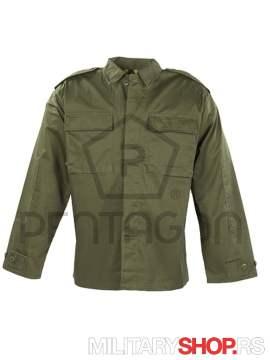 Pentagon taktička košulja BDU twill pc zelene boje