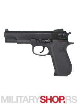 Airsoft Smith & Wesson M4505 Metal slide - Replika Pištolja