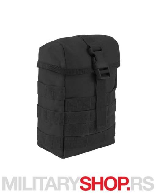 Brandit torbica za kaiš Molle Pouch fire crna