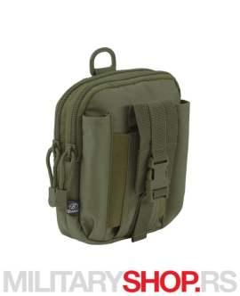 Zelena funkcionalna torbica sa molle sistemom