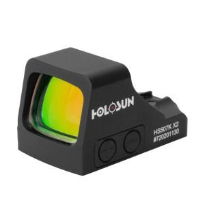 Holosun 507K-X2 Pistol Red Dot Sight